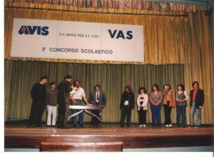 3° Concorso Scolastico - 1996