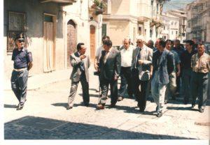 Giornata del Donatore - Luglio 1994