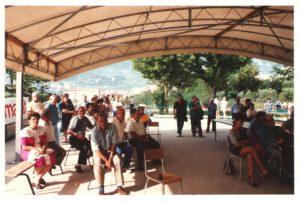 2a Manifestazione Sportiva per portatori di Handicap - 1992