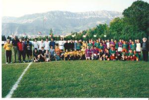 4° Torneo Padre Coluzzi - 1998