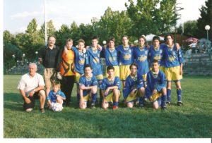 """5° Trofeo """"P. Coluzzi"""" - Festa dello Sport 2001"""