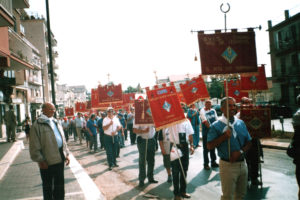 Raduno Nazionale donatori Avis - 2001