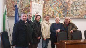 Visita Avis Cernusco al nuovo Comune di Pratola